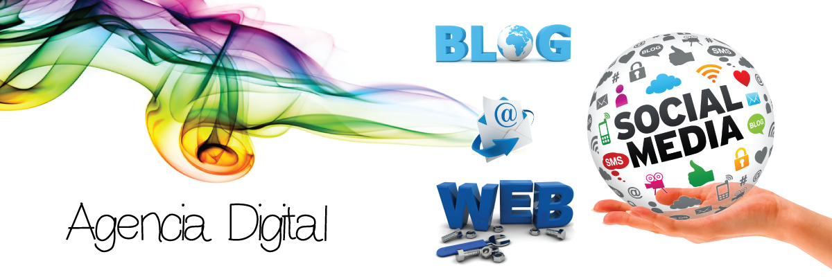 Agencia Digital, web, social media, blogs